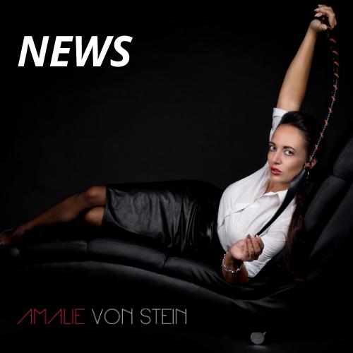 Amalie von Stein Blog News