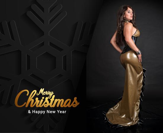 Bizarre Weihnachten, Guten Rutsch, BDSM