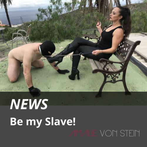 BDSM-Knast, Sklaven-Urlaub, 24/7 Sklave