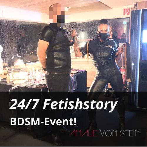 24/7 , Sklave, BDSM-Event